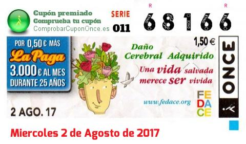 Cupon especial once 2018