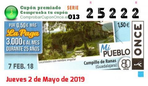 Cuponazo once 11 mayo 18