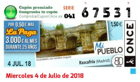 Cupon once dia 15 abril
